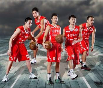 台灣銀行籃球隊
